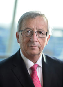 Ioannes Claudius Juncker - prezident Evropské komise. Zdroj: Wikimedia Commons.