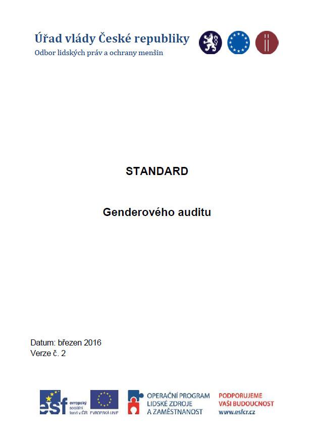 Standard genderového auditu