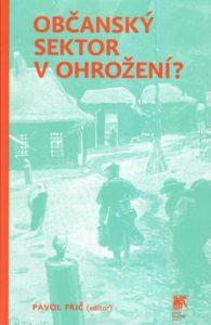 Kniha Občanský sektor v ohrožení