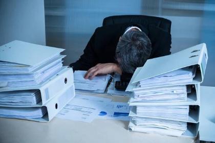 všude samá byrokracie